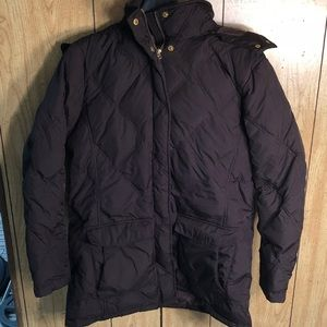 Land's End Puffer Coat!
